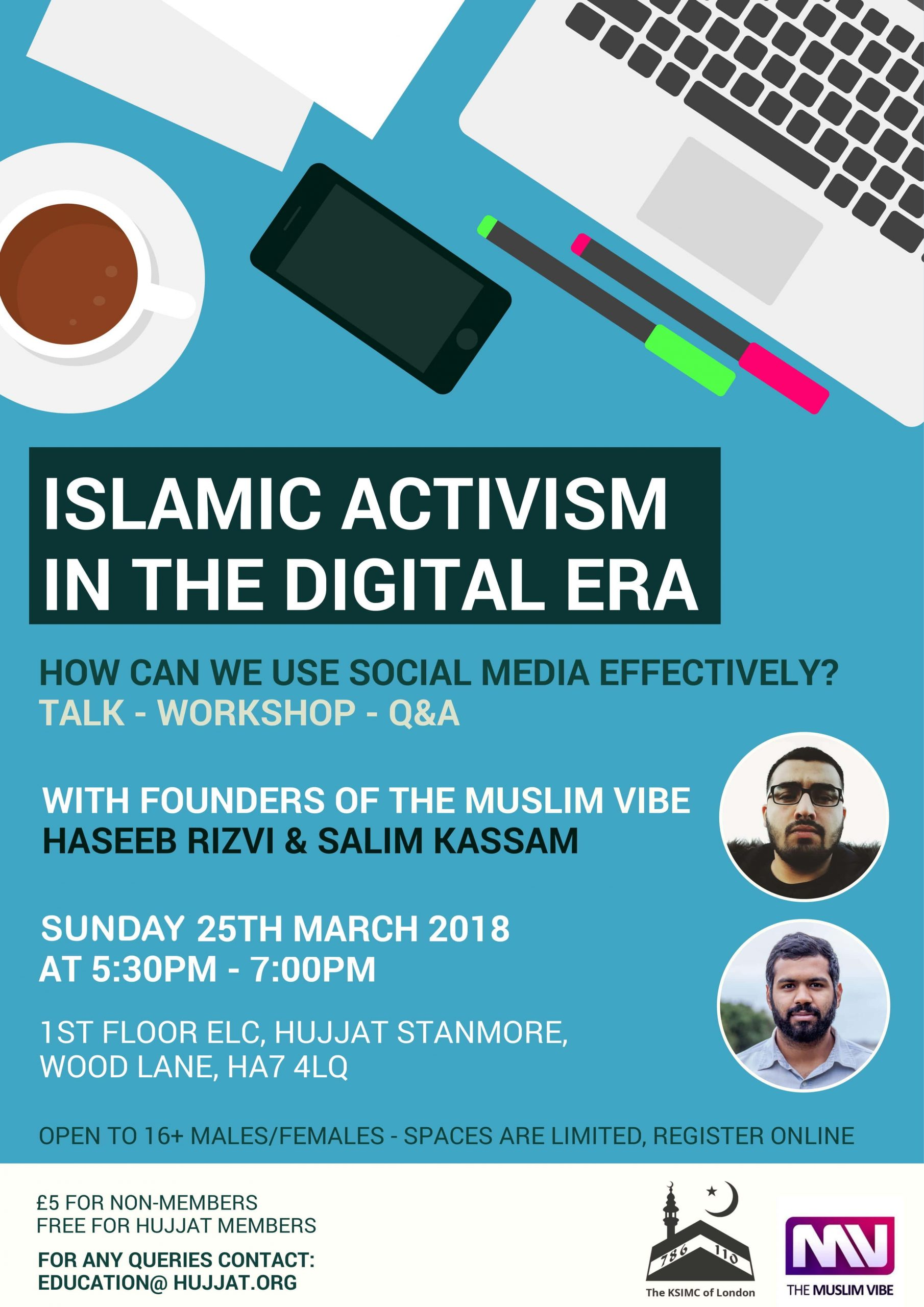 EDITED Islamic Activism Digital Era